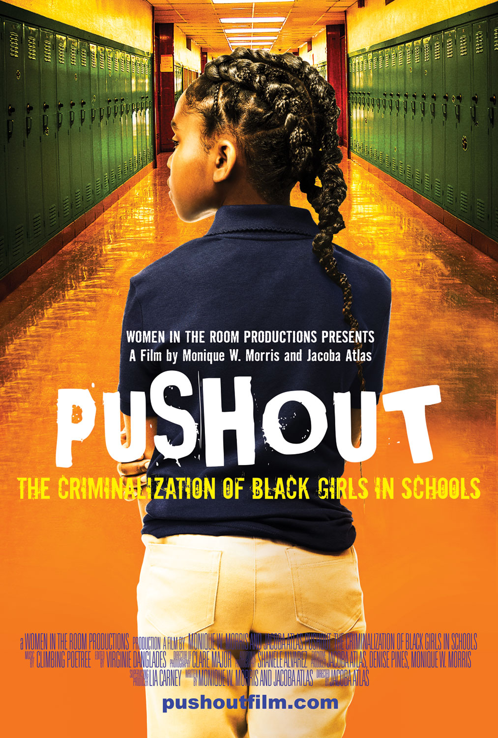 Pushout poster
